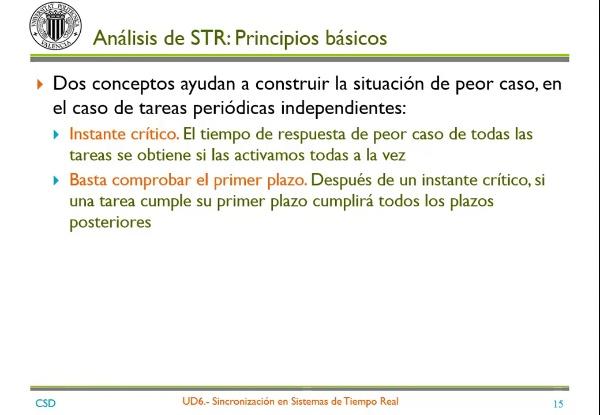 Planificación STR - ecuaciones
