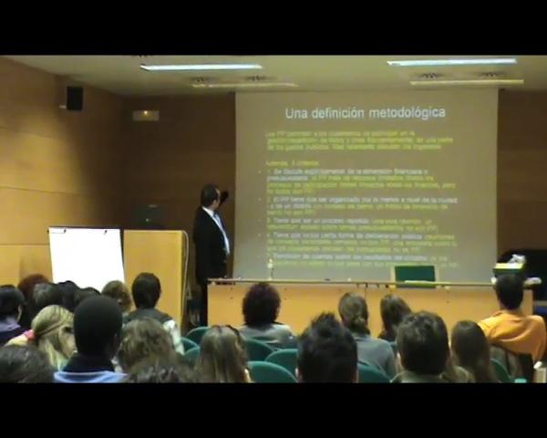 Giovanni Allegretti - Metodología y Técnicas Cualitativas de Investigación (parte 2 de 4)
