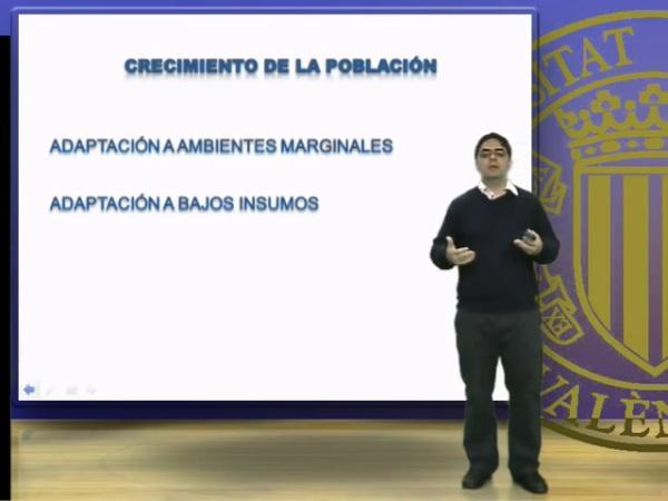Presentación Master Interuniversitario en Mejora Genética Vegetal