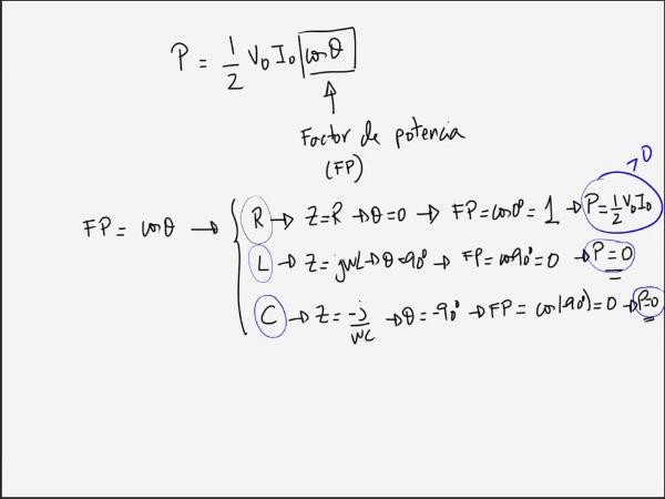 Teoría de Circuitos 1. Lección 5. 6-3 Demostración práctica potencia media con matlab