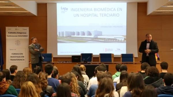 IB-2014-11-28-Conferencia DrMelchorHOYOS- El papel del ingeniero en gestión hospitalaria