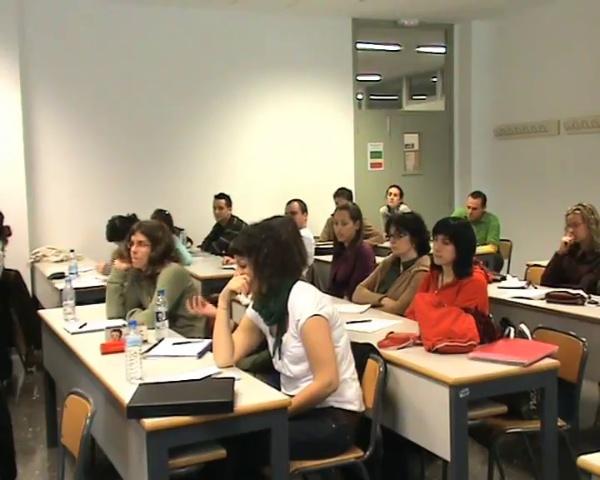 Rafa Mauri (ACSUD) - Javier Rodríguez (CAUQUEVA) - Gestión de Organizaciones de Desarrollo (parte 4 de 4)