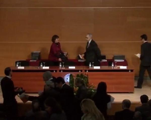 Entrega Premios Bancaja (2009-2010)