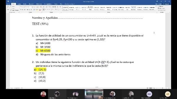 Clase Micro II 21 abril 2021 Ade- inf
