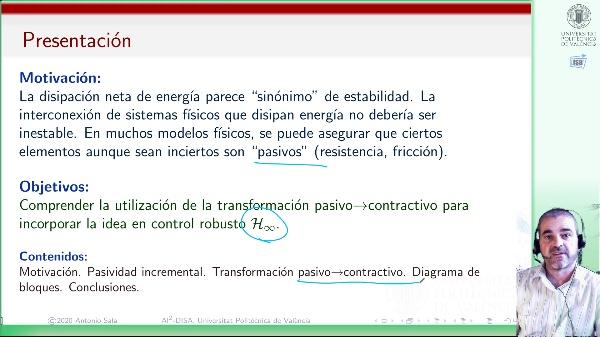 Transformación pasivo-contractivo (parte 1)