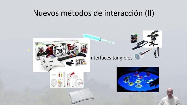 Recursos de Inerfaz de usuario. Nuevos métodos de interacción