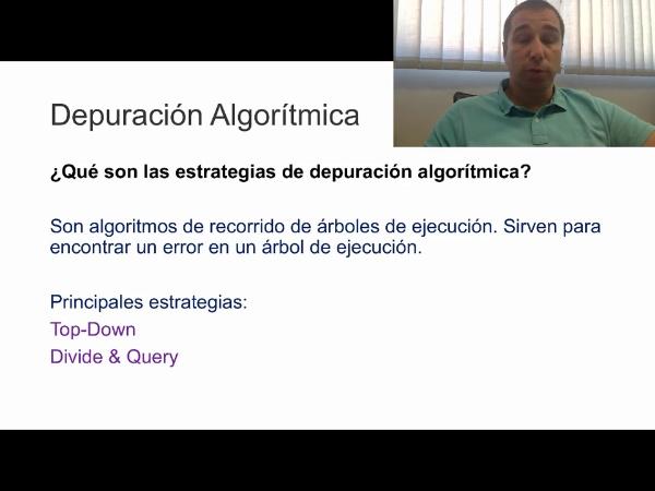 Estrategias de Depuración Algorítmica