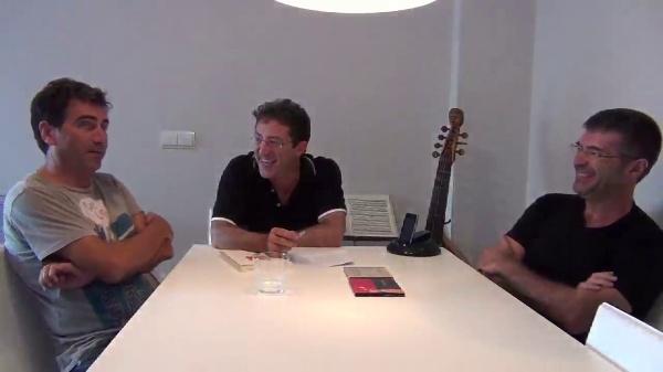 EDE 1-Entrevista Pau y David