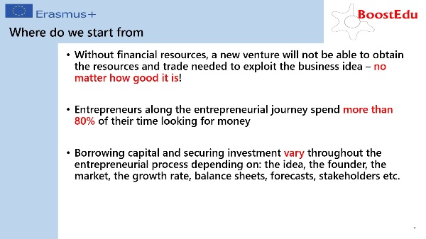Sources of Funds II