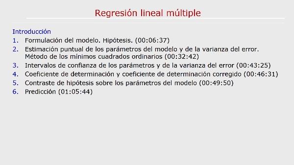 UT2.1T1 Modelo de regresión lineal múltiple