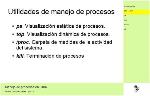 Manejo de procesos en Linux