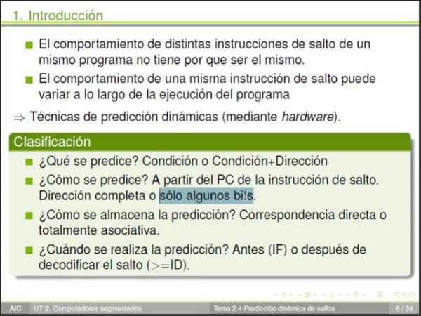 AIC Tema 2.3. BPB