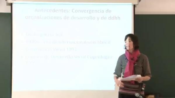 Rosemary McGee y Jethro Pettit  - Enfoques basados en Derechos en el desarrollo y la cooperación - parte 2 de 4
