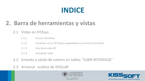 182_KISSsys® - Tutorial 1 - Two Stage Helical Gearbox - Parte II - 1 de 2