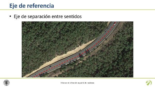 Introducción al trazado en planta de carreteras