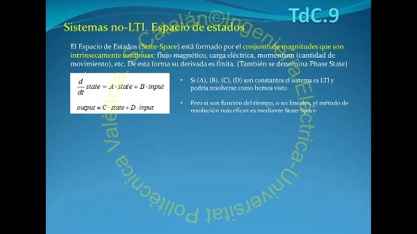 TdC-2.09_No-LTI_Espacio de Estados