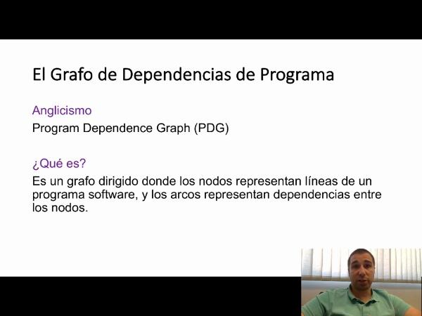 El Grafo de Dependencias de Programa