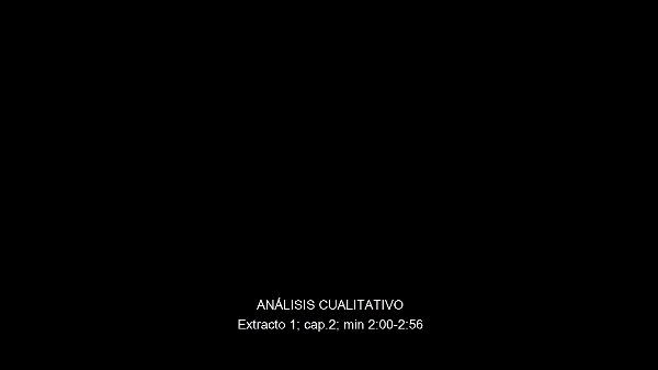 Extracto 1 Watchmen análisis cualitativo