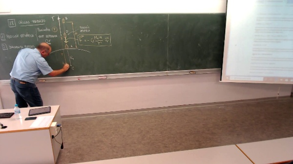 Física 1. Lección 2. Problema 18