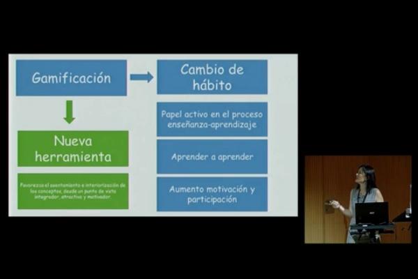 INRED2016. Experiencia de gamificación en Docencia Universitaria: aprendizaje activo y entretenido - Eva Serna García