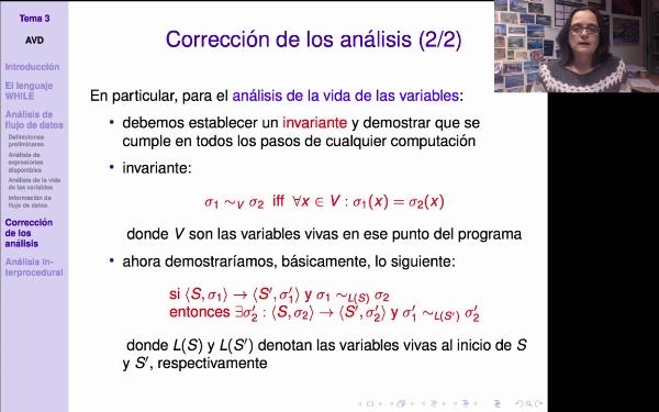 AVD - Corrección de los análisis estáticos