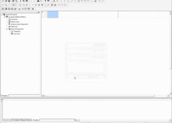 Introducción a la programación de PLCs con CX-Programmer de OMRON