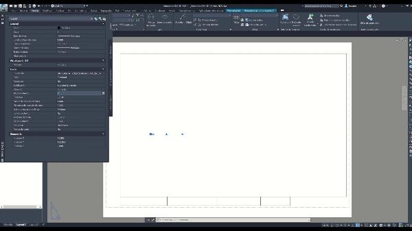 Generación de plantilla para planos en Civil 3D