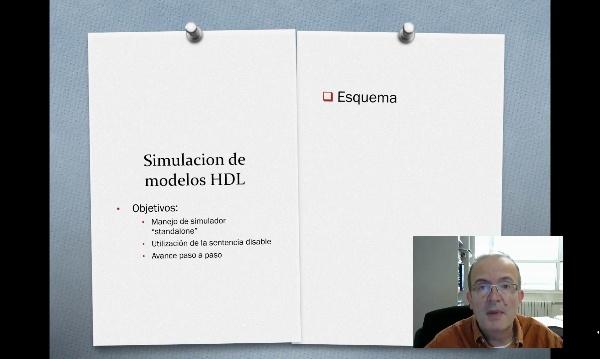 Simulación modelos HDL