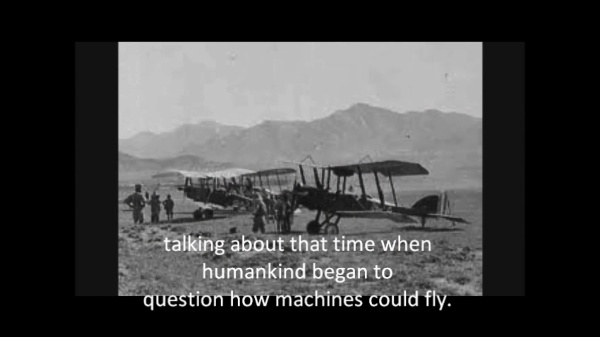 Storytelling, History of aviation.