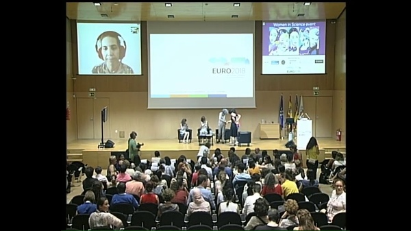 EURO 2018. Women In Science Event