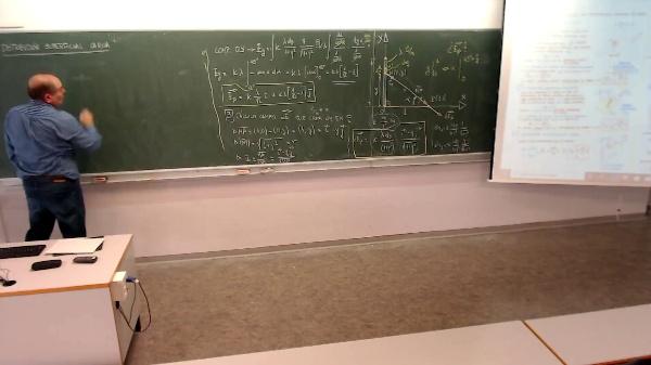 Física 1. Lección 4. Distribución superficial de carga
