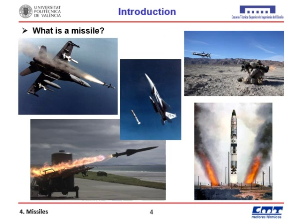 4.Missiles