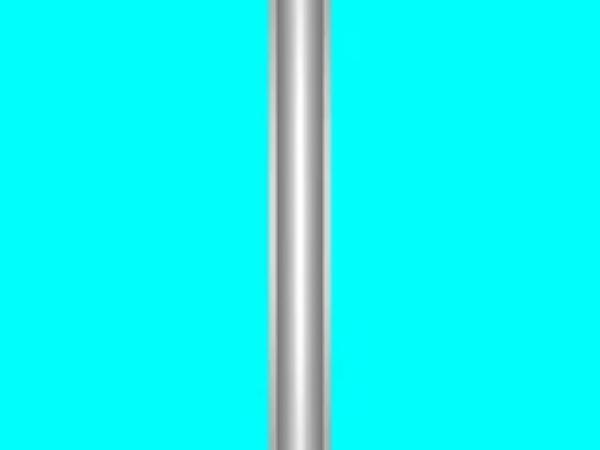 FrenoMagnético_1: Desplazamiento de un imán en el interior de un tubo conductor
