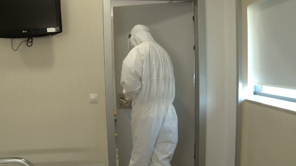 extraccion ebola