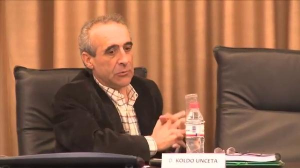Koldo Unceta - La Cooperación Internacional en los tiempos del Desarrollo Humano - parte 1 de 4