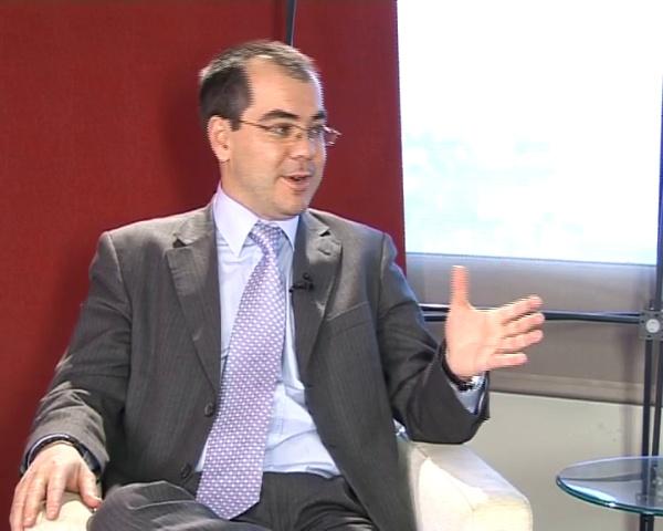 Entrevista a Antonio Saravia en Televisión UPV