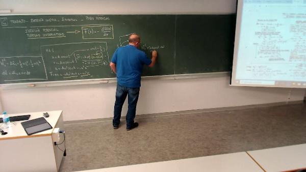 Física 1. Lección 2. Fuerzas conservativas, tipos, energía potencial