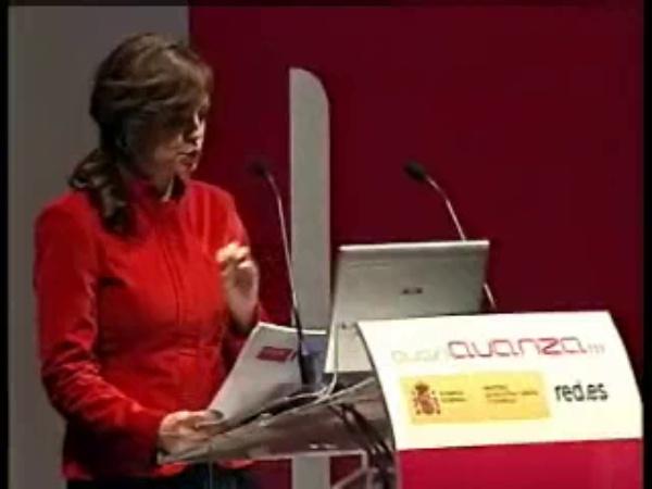 Conferencia de Chris Anderson en el FICOD 2008