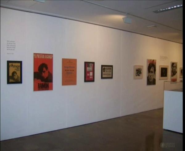 L'espai de l'exposició