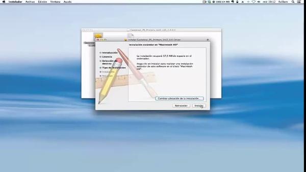Tutorial instalar fotocopiadora DOE en un MAC