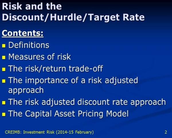 06.02.15 CRE Investment Market Behaviour Parte 1