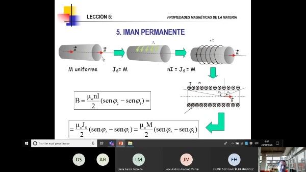 Clase 6 Física II Grupo C online