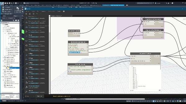 Exportación de coordenadas a Excel con Dynamo (Civil 3D)
