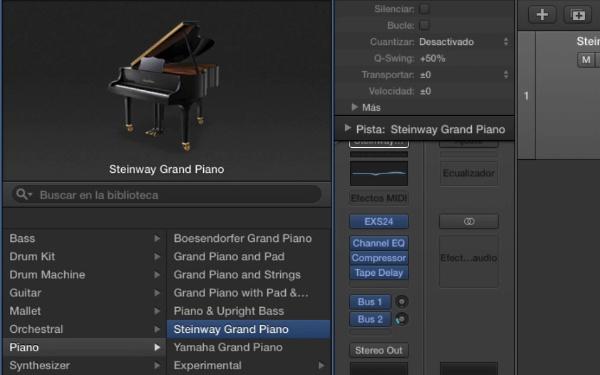 Tutorial Logic Pro X: Grabación de MIDI
