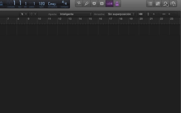 Tutorial Logic Pro X: Utilización de apple loops de audio