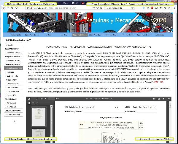 Tecnología de Máquinas - TM - 2020 - Clase 14 ¿ Tramo 4 de 5