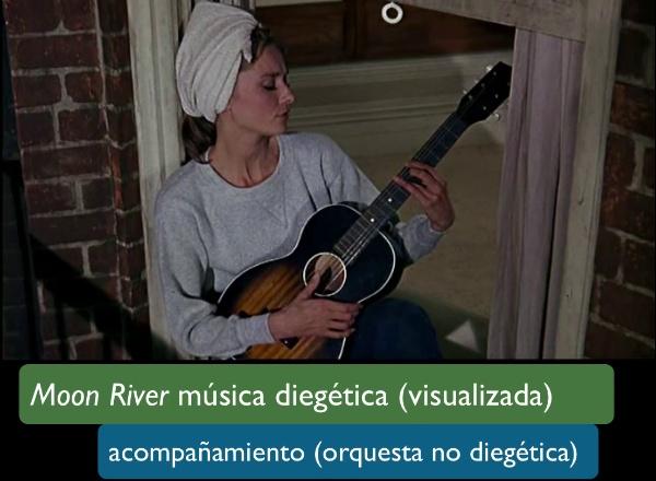 música de acompañamiento