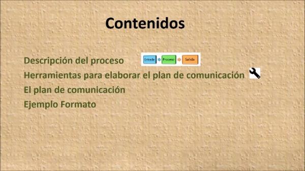 (Gestión de proyectos) Tema 5: Proceso. Planificar las comunicaciones