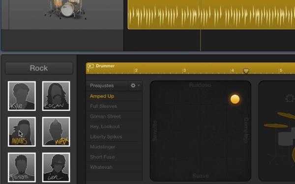 Tutorial Logic Pro X 4.1 Drummer (Baterías)