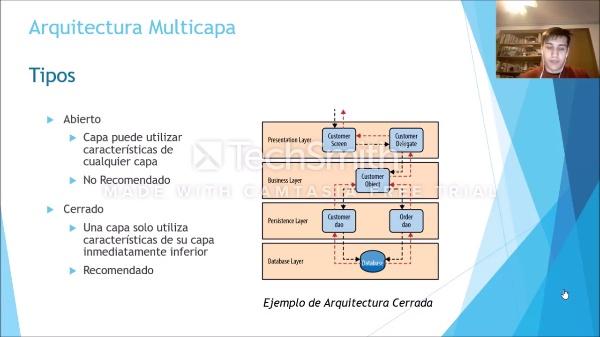 Separción Multicapa - ISW